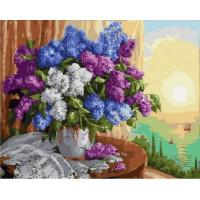 Paintboy GX37036 Картина по номерам 40х50 GX37036 Ароматные цветы