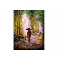 Paintboy GX37037 Картина по номерам 40х50 GX37037 Осенняя прогулка