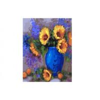 Paintboy GX37046 Картина по номерам 40х50 GX37046 Яркие подсолнухи