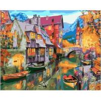 Paintboy GX37050 Картина по номерам 40х50 GX37050 Венецианский канал