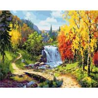 Paintboy GX37073 Картина по номерам 40х50 GX37073 Осень в горах
