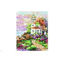 Paintboy QS200112 Алмазная мозаика 30х40 QS200112 Маяк