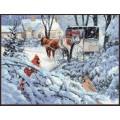 Палитра 07.007 Краски зимы