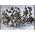 Палитра 07.008 Рыцари