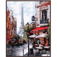 Палитра 08.009 Парижское кафе