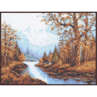 Палитра 08.011 Пейзаж с горами