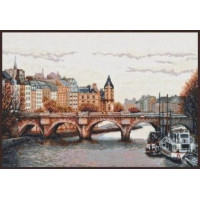 Палитра 08.013 Мост через Сену