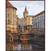 Палитра 08.020 Лавочный мост. Старый Кёнигсберг