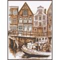Палитра 08.021 Набережная Амстердама