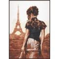 Палитра 11.002 Прогулка по Парижу