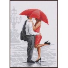 Набор для вышивания 11.007 Красный зонтик