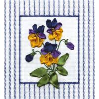 """Panna C-0435 Набор для вышивания """"PANNA"""" C-0435 ( Ц-0435 ) """"Дыхание весны"""""""
