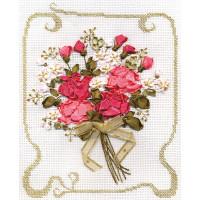 """Panna C-0776 Набор для вышивания """"PANNA"""" C-0776 ( Ц-0776 ) """"Признание в любви"""""""
