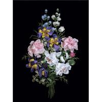 """Panna C-1046 Набор для вышивания """"PANNA"""" C-1046 ( Ц-1046 ) """"Праздник цветов"""""""