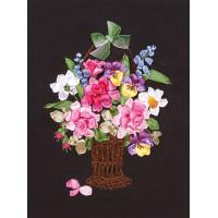 """Panna C-1157 Набор для вышивания """"PANNA"""" C-1157 ( Ц-1157 ) """"Цветы для любимой"""""""