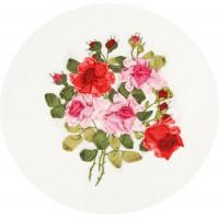 """Panna C-1181 Набор для вышивания """"PANNA"""" C-1181 ( Ц-1181 ) """"Красота роз"""""""