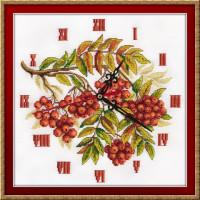 Panna Ч-1770 Часы. Гроздья рябины