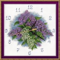 Panna Ч-1771 Часы. Счастливый лепесток