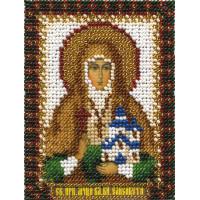 """Panna CM-1313 Набор для вышивания """"PANNA"""" CM-1313 ( ЦМ-1313 ) """"Икона Преподобной мученицы Великой княгини Елизаветы"""""""