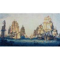 Panna КР-1624 Корабли в Алжире