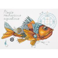 Panna М-1914 Рыба механическая