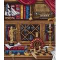 Panna Н-1932 Натюрморт с шахматами