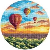 Panna PS-7059 Воздушные шары на закате
