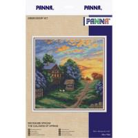 Panna PS-7151 Набор для вышивания «Panna» PS-7151 Осенние росы