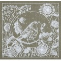 Panna ПТ-1865 Белое кружево. Птица