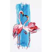 Panna ПТ-7014 Розовые фламинго