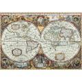 Panna ПЗ-1842 Географическая карта мира