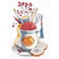 Panna RT-7039 Чашка рукодельницы