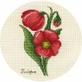 Panna Ц-1809 Букетик тюльпанов