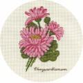 Panna Ц-1810 Букетик хризантем
