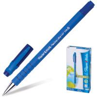 """PAPER MATE S0190093 Ручка шариковая PAPER MATE """"Flexgrip Ultra"""", СИНЯЯ, корпус soft-touch, узел 1,2 мм, линия письма 0,8 мм, S0190093"""