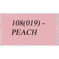 108 (019)  Иранский фоамиран (парча), персиковый