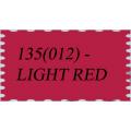135 (012)  Иранский фоамиран (парча), светло-красный