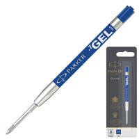 """PARKER 1950346 Стержень гелевый PARKER """"Quink Gel"""", металлический, 98 мм, линия письма 0,7 мм, блистер, синий, 1950346"""
