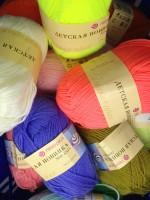 Пряжа для вязания Пехорка Детская новинка Цвет 752 дымчато-бирюзовый