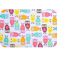 "PEPPY 3RKC NIGHT OWLS ""PEPPY"" Плюш 3RKC NIGHT OWLS ФАСОВКА 48 x 48 см 440 г/кв.м 100% полиэстер carnival"