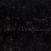 "PEPPY PTB-001 ""PEPPY"" Плюш PTB-001 ФАСОВКА 48 x 48 см 446 г/кв.м 100% полиэстер черный/black"