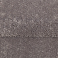 "PEPPY PTB-002 ""PEPPY"" Плюш PTB-002 ФАСОВКА 48 x 48 см 288 г/кв.м 100% полиэстер серый/silver"