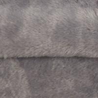 "PEPPY PTB-003 ""PEPPY"" Плюш PTB-003 ФАСОВКА 48 x 48 см 446 г/кв.м 100% полиэстер серый/silver"