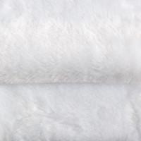 "PEPPY PTB-003 ""PEPPY"" Плюш PTB-003 ФАСОВКА 48 x 48 см 446 г/кв.м 100% полиэстер яр. белый/snow white"