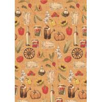 PEPPY УДАЧНЫЙ УРОЖАЙ Ткань для пэчворка PEPPY УДАЧНЫЙ УРОЖАЙ ФАСОВКА 50 x 55 см 146±5 г/кв.м 100% хлопок УУ-03 оранжевый