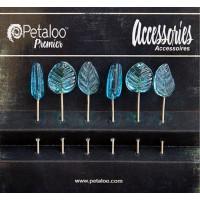Petaloo 1475-005 Шпильки декоративные Blue