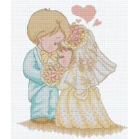 "Pinn №03 Набор для вышивания ""PINN"" №03 15-I ""От всего сердца"""