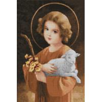 """Pinn №10 Набор для вышивания """"PINN"""" №10 CP-10 """"Дева Мария"""""""