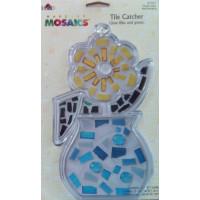 """Plaid PLD-67707 Мозаичная основа """"Цветочная ваза """""""