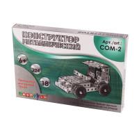 """Поделкин COM-2 """"Поделкин"""" COM-2 Конструктор 18 моделей 224 элемент."""